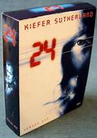 24 The Complete 1st Season on DVD