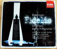 Ludwig Von Beethoven's Fidelio - Sir Simon Rattle - Berliner Philharmoniker - 2 Disc CD Set