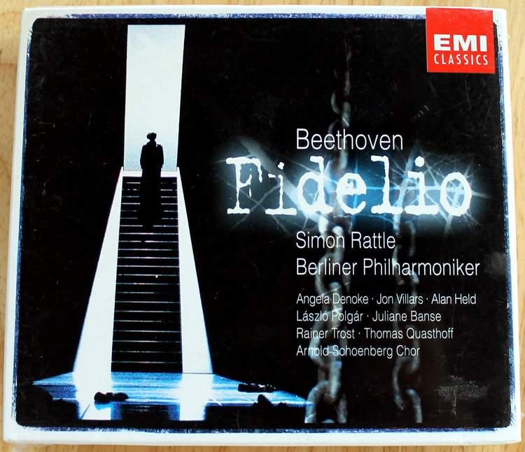 Beethoven Fidelio - Sir Simon Rattle - Berliner Philharmoniker - EMI Classics