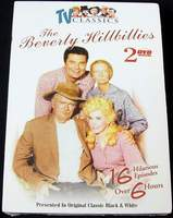 The Beverly Hillbillies - 16 Episodes 2-Disc DVD TV Classics