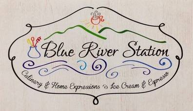 Blue River Station Specialty Gift Shop, Nancy and Mark Butcher, Owners - 3186 Hwy 83 N., Seeley Lake, MT 59868, 406-677-2227, blueriverstation@icloud.com, Culinary & Home Expressions  -  Ice Cream and Espresso