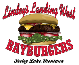 Lindey's Landing West - Bayburgers - Seeley Lake, Montana