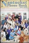 Original Nantucket Phone Book 2001-2002 (Plus Off-Island Business Listings)