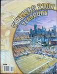 Official 2001 Pittsburgh Steelers Yearbook