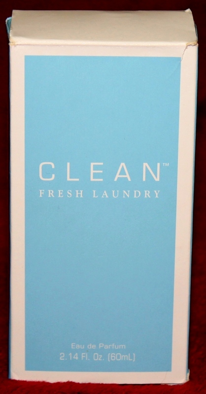 CLEAN Fresh Laundry Eau de Parfum Spray in 2.14 fl.oz. spray bottle (opened box)