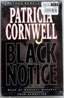 Black Notice (Kay Scarpetta) by Patricia Cornwell on 4 Audio Cassettes