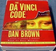 The Da Vinci Code by Dan Brown - Unabridged AUDIOBOOK on 13 CDs