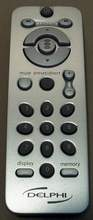 Delphi Universal XM Satellite Radio Remote