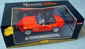 Maisto BMW Z8 Premiere Edition 1/18 Scale Die Cast Car
