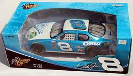 Dale Earnhardt Jr. #8 Oreo 1/18 Scale Winner's Circle Nascar Diecast Car