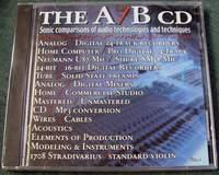 A/B CD, Vol. 1 Abcd CD