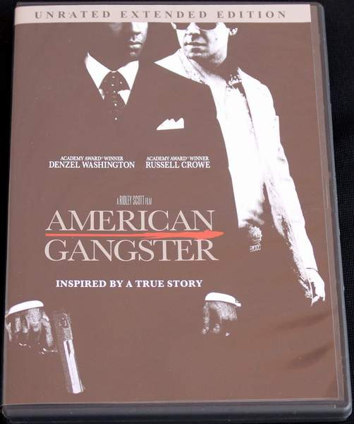 American Gangster (Unrated Extended Edition DVD)