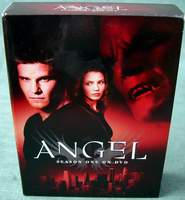 Angel - Complete Season One (1999) on 6 DVDs