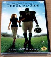 The Blind Side - starring Sandra Bullock -  Brand New Sealed DVD