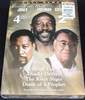 4 Feature Films (Blood Tide, Deadly Drifter, The River Niger, Death of a Prophet) with James Earl Jones, Morgan Freeman and Louis Gossett, Jr. - Brand New Sealed