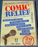 Comic Relief - The Greatest and the Latest 2 Disc DVD Set