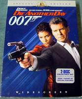 Die Another Day 007 Widescreen Special Edition 2-Disc DVD Set