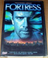 Fortress (1993) DVD - Christopher Lambert, Loryn Locklin