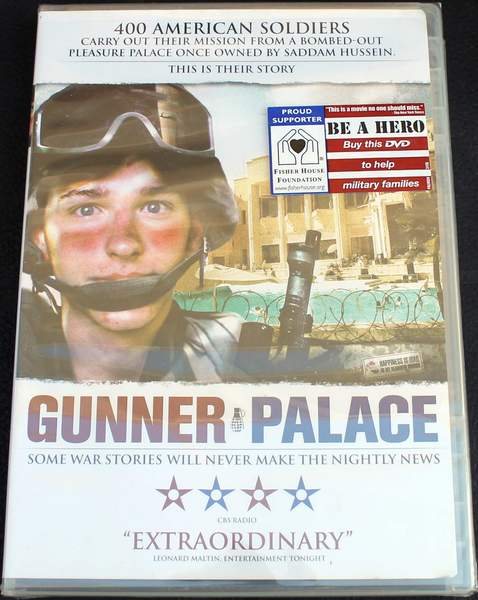 Gunner Palace DVD (2005)  Actors: Devon Dixon, Terry Taylor (VII), Bryant Davis, Richmond Shaw, Nick Moncrief