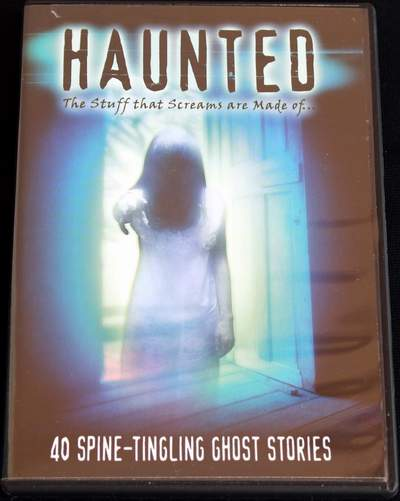 Haunted: 40 Spine-Tingling Ghost Stories 2-Disc DVD Set