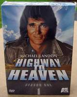 Highway to Heaven with Michael Landon - Complete Season One - Brand New Sealed in Shrinkwrap