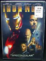 Iron Man (Single-Disc Edition) (2008)