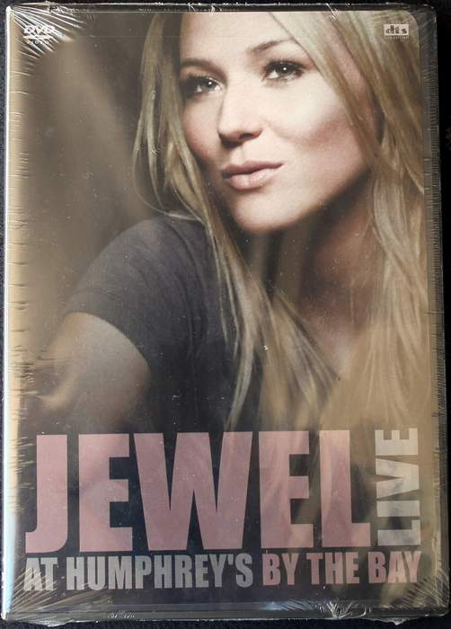 Jewel - Live At Humphrey's By The Bay DVD (2004)