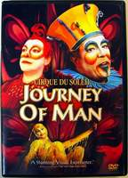 Cirque du Soleil - Journey of Man - Full Screen Version DVD
