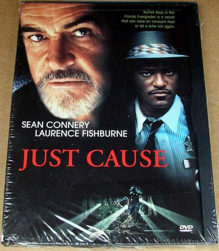 Just Cause (Sean Connery, Laurence Fishburne 1995)