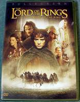 The Lord of the Rings - The Fellowship of the Ring (2-Disc Full Screen Edition DVDs)