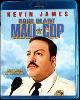 Paul Blart - Mall Cop with Kevin James On Blu-ray 2 Disc Set