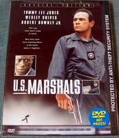 U.S. Marshals - Tommy Lee Jones Special Edition DVD NEW Sealed