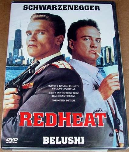 Red Heat (Arnold Schwarzenegger, James Belushi, 1988)
