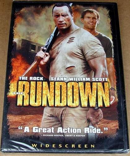 The Rundown (Widescreen Edition DVD) (2003)
