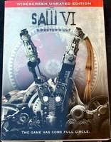 Saw VI (Widescreen Unrated Edition 2009) 2-Disc DVD Set