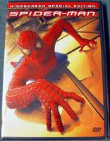 Spider-Man  Widescreen Special Edition DVD - Brand New Sealed in Shrink-Wrap
