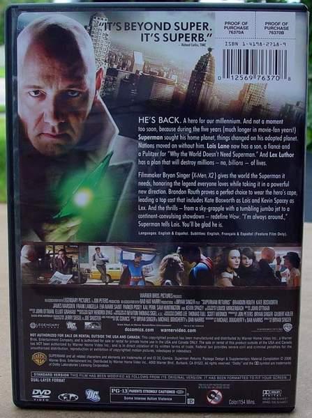 Superman Returns (Full Screen Edition) (2006)