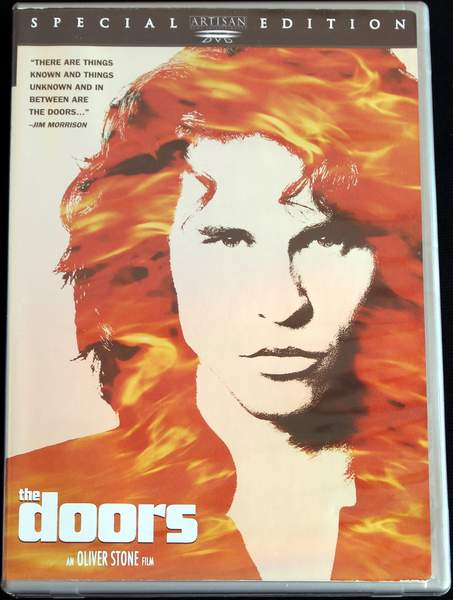 The Doors (Special Edition) (1991) 2-Disc DVD Set