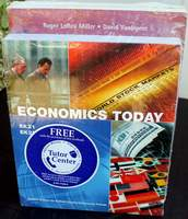 Economics Today - Third Custom Edition for Suffolk County Community College (Pearson 3 Book Bundle)