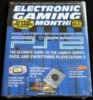 Electronic Gaming Monthly Back Issue November 2000 No. 136
