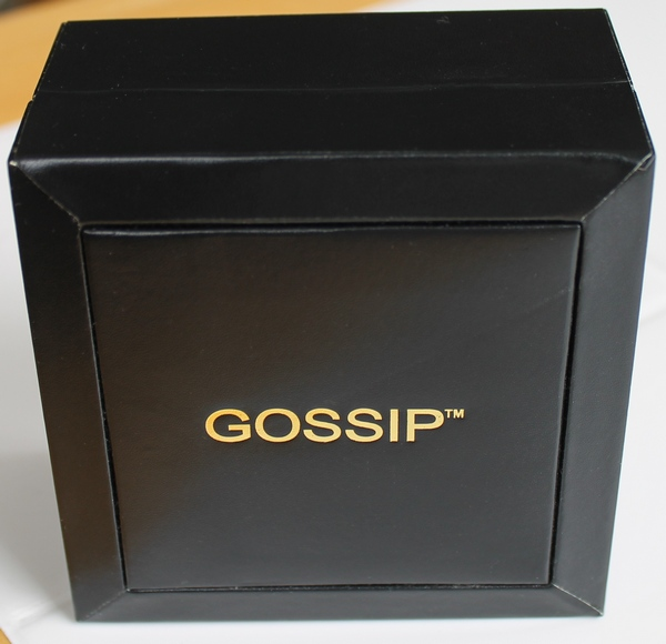 Gossip watch case
