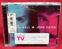 Ultimate Daryl Hall & John Oates Original recordings on 2 CD Discs