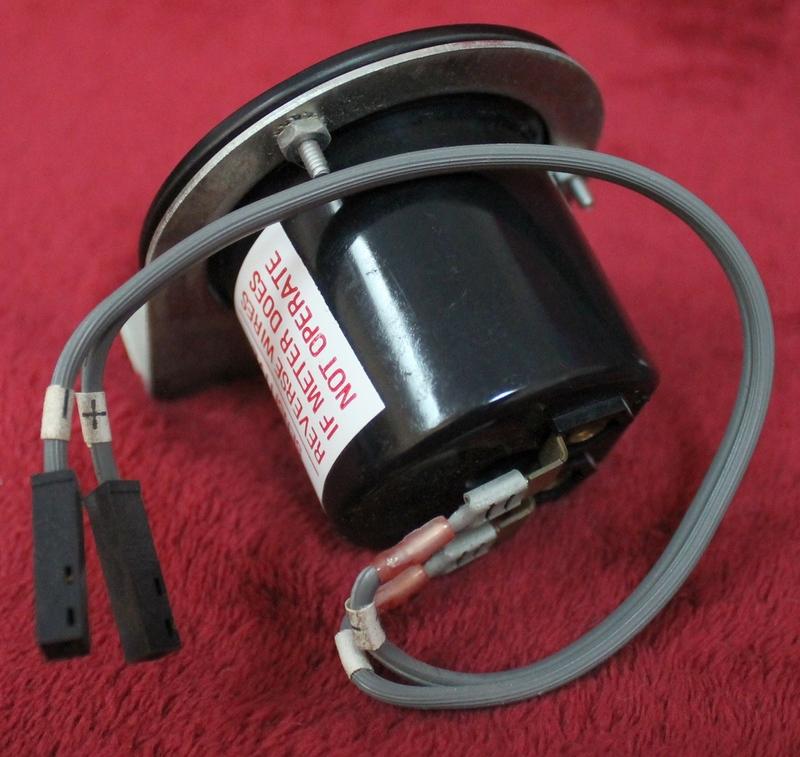 Stewart-Warner Hobbs Hour Meter 24-80VDC Model 24962