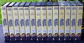 Columbia House The Collector's Edition Hogan's Heroes 14 VHS Tapes (4 are New - Sealed)