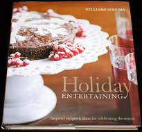 Williams-Sonoma Holiday Entertaining [Hardcover]