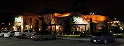 The Olive Garden in Port Orange at Night