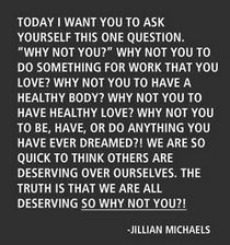 Quote by Jillian Michaels