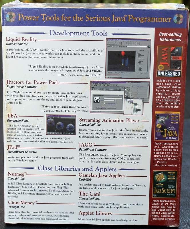 Java Power Pack - Power Tools for the Serious Java Programmer