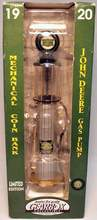 Limited Edition John Deere Gas Pump Mechanical 1920 Coin Bank