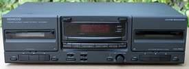 Kenwood KX-W894 HX PRO Stereo Double Cassette Deck